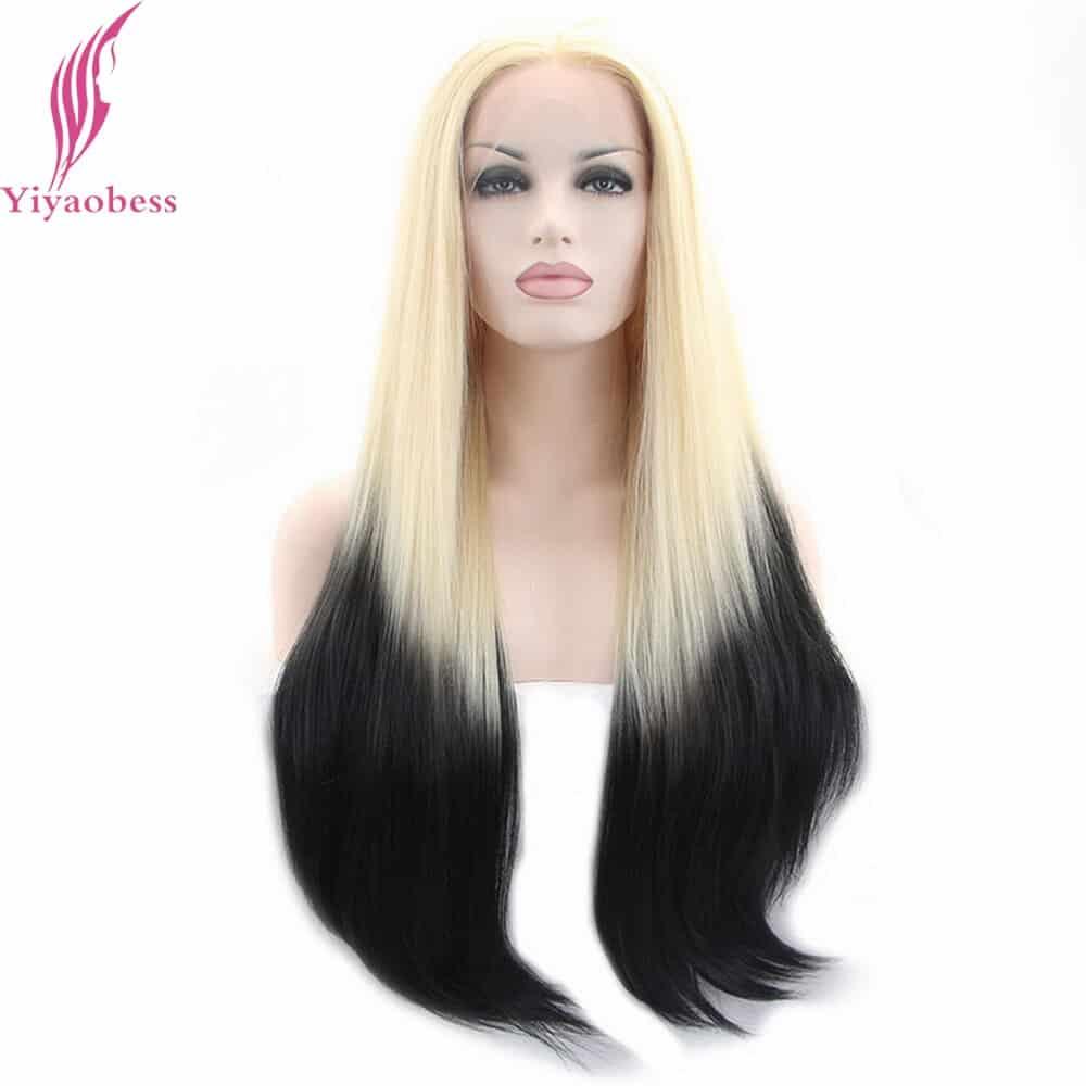 Black Hair Wigs For White Women 7