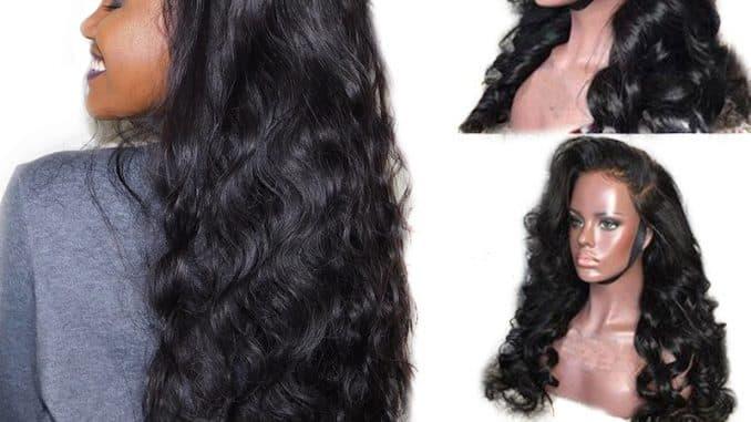 Brazilian Hair Wig 3