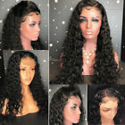 360 Lace Frontal Wig Brazilian 100 Human Hair lace Wigs baby hair Pre Plucked