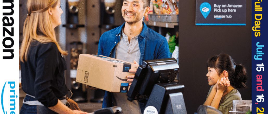a amazon smile makes another member happy