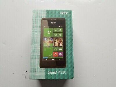 Acer Liquid Smartphone M220 Dual-Sim Windows 8.1