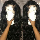 Body Wave Remy Brazilian Human Hair 360 Lace Front Wigs Full Lace Wig Natural Ss