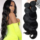 Brazilian Virgin Body Wave 4 Bundles 24 26 28 30 Inch Body Wave Long Human Hair