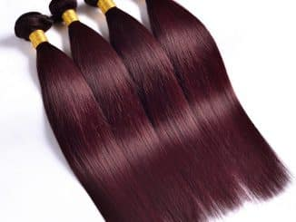 Brazilian Hair Bundles Straight 20