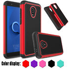 For Alcatel TCL LX A502DL IdealXTRA 5059R 1X Evolve 2018 Phone Hybrid Case Cover