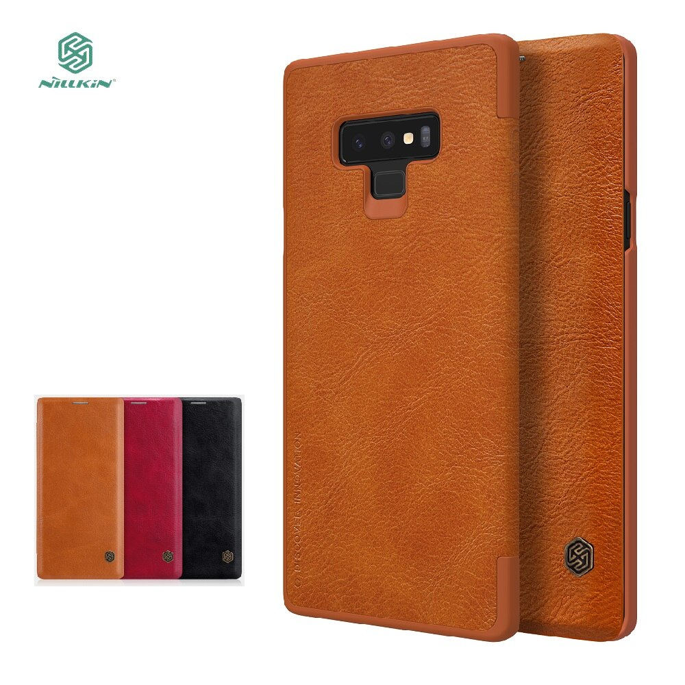 For Samsung Galaxy Note 9 case Nillkin protective cover phone cases for Samsung Note 9 protective case