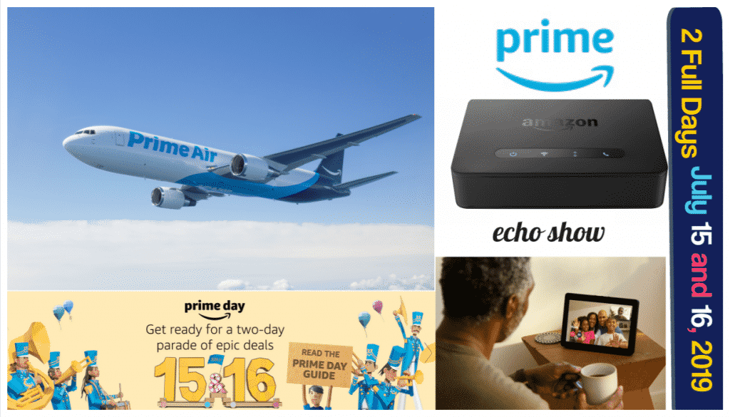 a amazon simile because amazon prime day is coming