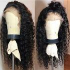 Top Brazilian Virgin Human Hair Wigs Silk Base Full Lace Wigs Deep Wave Curly sm