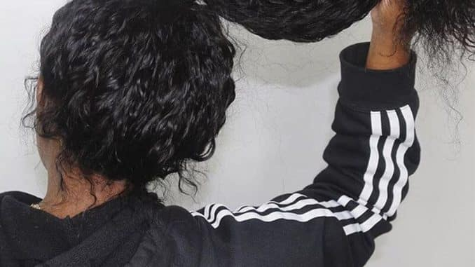 Brazilian Hair Wigs Curly 9