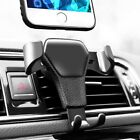 Gravity Car Air Vent Mount Phone Holder for iPhone X XR XS Max Galaxy S10 Note 9