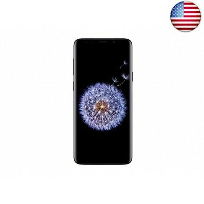Samsung Galaxy S9+ Unlocked - 64gb - Midnight Black - US (Midnight Black, 64gb)