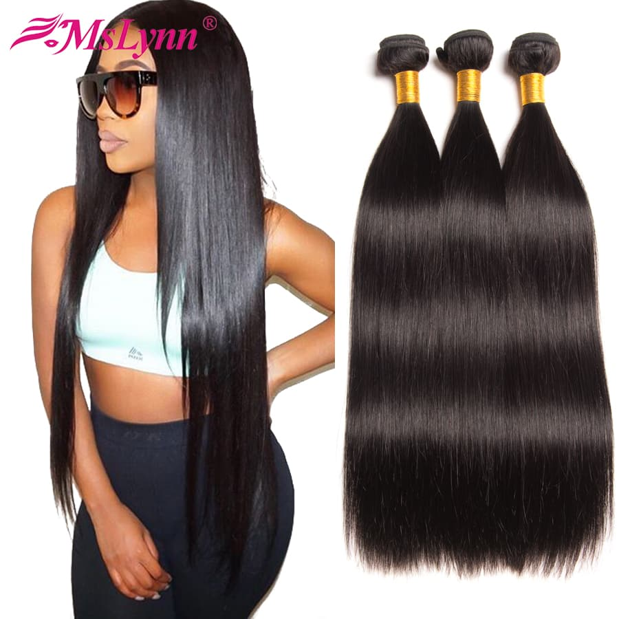 human hair extensions bundles 1