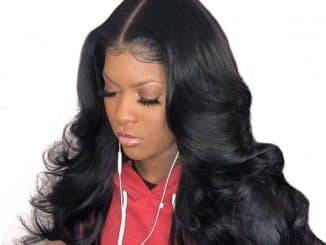 Brazilian Hair Wigs With Lace Front 10