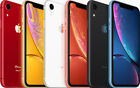 Apple iPhone XR 64/128/256GB GSM Unlocked Verizon T-Mobile AT&T Metro PCS New