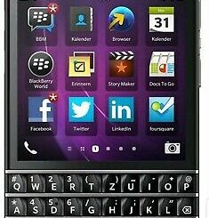 Blackberry Mobile Phone 4g 27