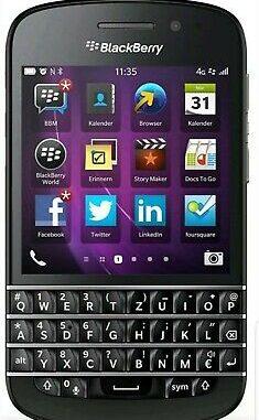 Blackberry Mobile Phone 4g 2