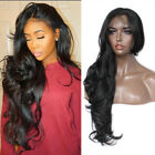 Synthetic Lace Front Wigs Brazilian Body Wave Hair Wigs With Baby Hair For Women