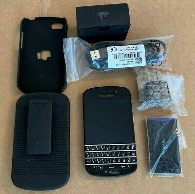 T-Mobile BlackBerry Q10 SQN100-5 Black