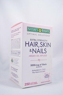Hair Skin And Nails Vitamins 1