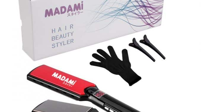 Hair Straightener 4