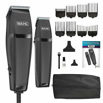 WAHL PRO HAIR CUTTING KIT Barber Clipper Men Trimmer Professional Haircut Set