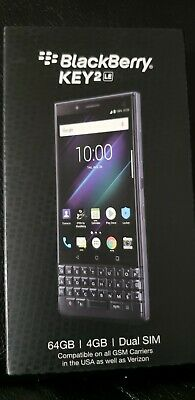 Blackberry Key2 LE 64GB Slate Unlock Phone 17