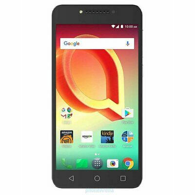 Alcatel A50 5085O 16GB 5.2inch 13MP Black Unlocked Canadian Model