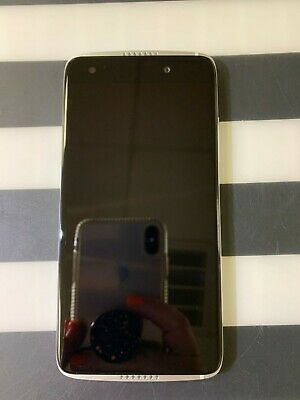 Alcatel IDOL 5S/Model 6060S GSM Unlocked - 32GB Black/Silver - FAIR Condition-1