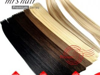 Remy Hair Extensions Tape In 20