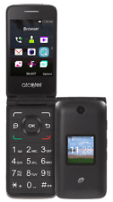 Tracfone Alcatel MyFlip Model ALA405DC w/30 day Prepaid Unlimited Card $20 vaule