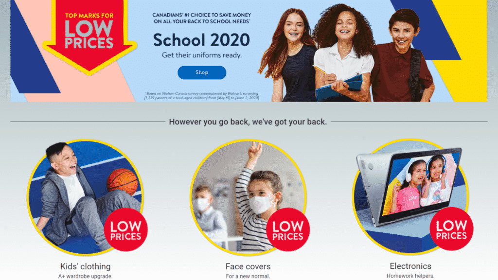 Hottest 2020 Walmart deals today for Back to School