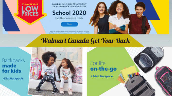 Walmart Canada Got Your Back