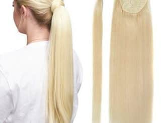 human hair extensions ponytail 14