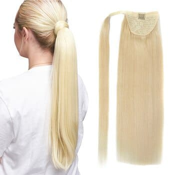 human hair extensions ponytail 4