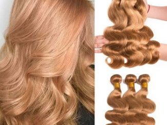 human hair extensions blonde 14