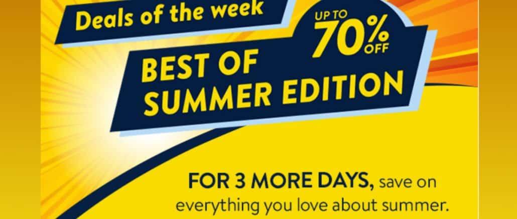 Walmart Deals of the week