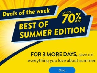 Walmart Deals of the week
