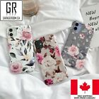 Flowers Apple iPhone Case 7 8 Plus XR X XS 11 Pro Max Cases FREE SHIPPING CANADA