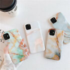 New Phone Cases For iPhone 11 PRO For Apple 11 for XS MAX XR X Marbling Glossy