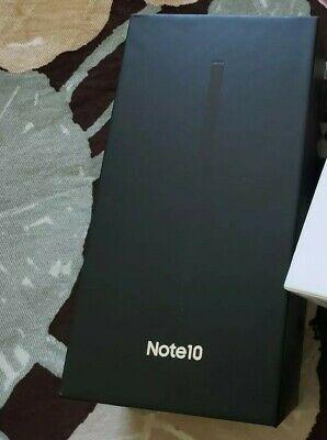 NIB Samsung Galaxy Note10 SM-N970 phone 256GB + Amazon Echo Show 5