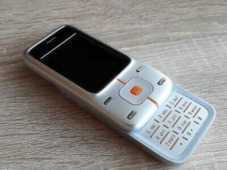 Amoi mobile phone 4