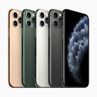 Unlocked Apple iPhone 11 Pro 64GB 256GB 512GB T-Mobile ATT Verizon Smartphone