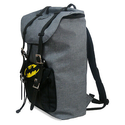 Mens Teen Batman Large Back To School Backpack Deal Offer Deal College Universit